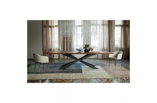 Casa Di Patsi - Έπιπλα και Ιδέες Διακόσμησης - Home Design SPYDER WOOD - Τραπέζια - Τραπεζαρία - ΕΠΙΠΛΑ