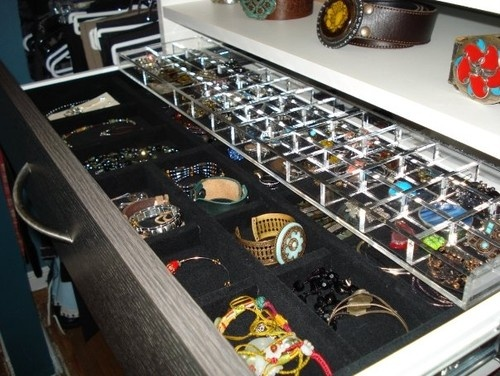 Acrylic - eclectic - closet organizers - jacksonville - by California Closets