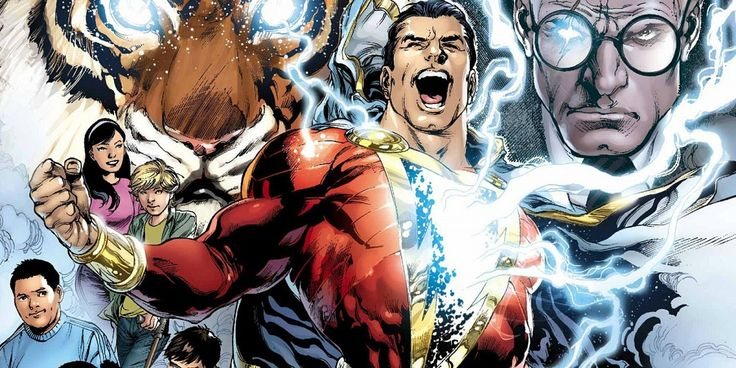 shazam captain marvel dc comic strongest superhero 15 Things About Comic Books That Are Impossible To Explain To Casual Fans