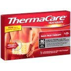 Thermacare Lower Back & Hip Pain Therapy Heatwraps 1 Ct