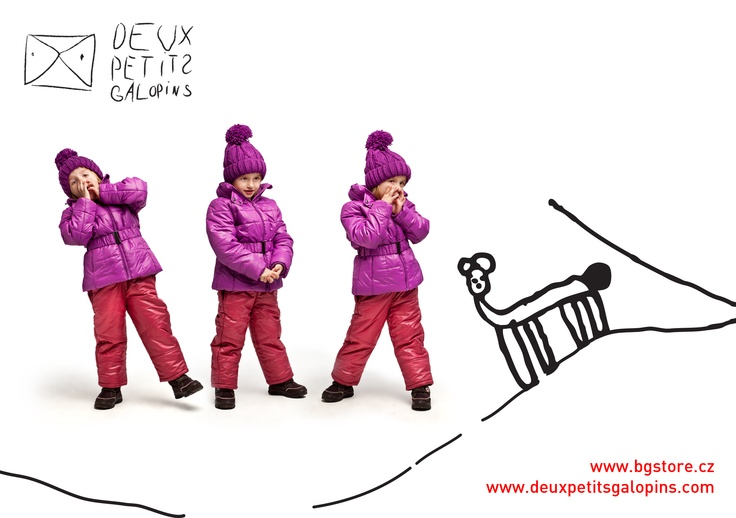 New collection Deux petits galopins a/w 2012/2013