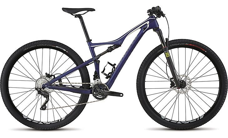 Specialized Bicycle Components ERA Comp Carbon 29er Womens XC Mountain bike.