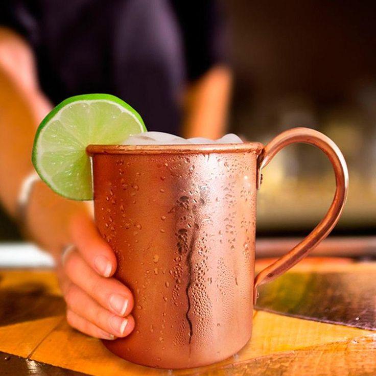 Pure Copper Cups