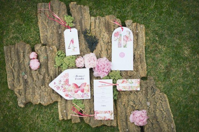 Remark mettre en scène un mariage au cœur d'un merveilleux jardin anglais