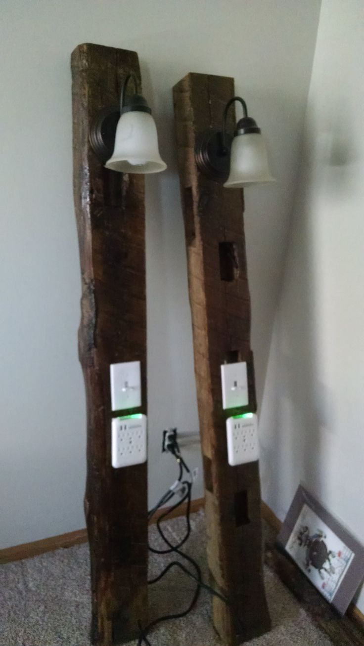 King bed headboard ideas - Headboard Light With Dimmer And Outlet Ends