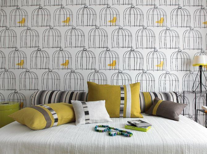 les 89 meilleures images du tableau le jaune moutarde sur pinterest id es pour la maison. Black Bedroom Furniture Sets. Home Design Ideas