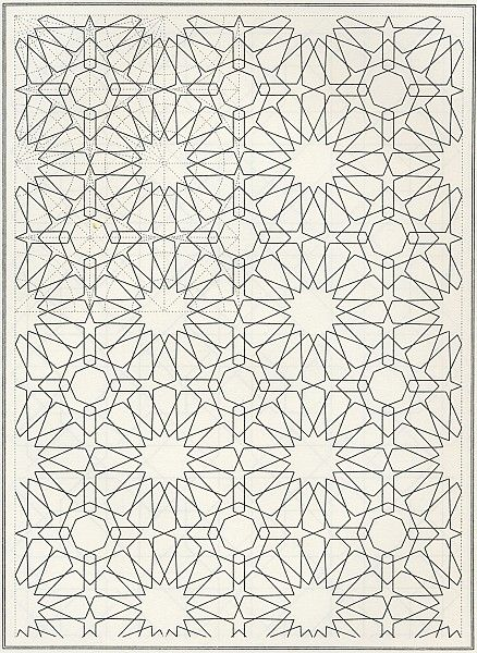Pattern in Islamic Art - BOU 057