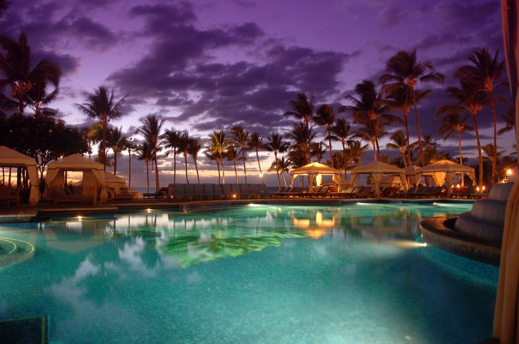Camp Grande, Grand Wailea - Hawaii