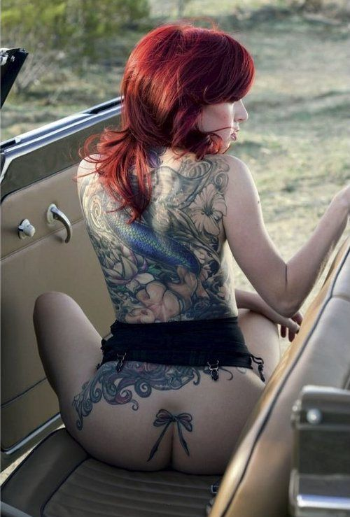 111 best images about tattoo 39 s on pinterest for Hot tattooed babes