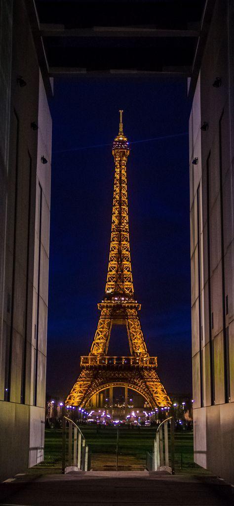 Eiffel au Trocadero