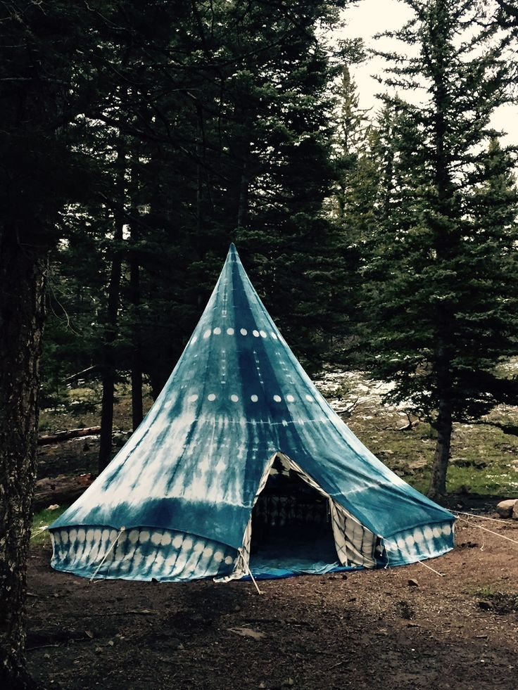 Get Lost Handmade Tents are handmade from natural cotton canvas and hand dyed to order