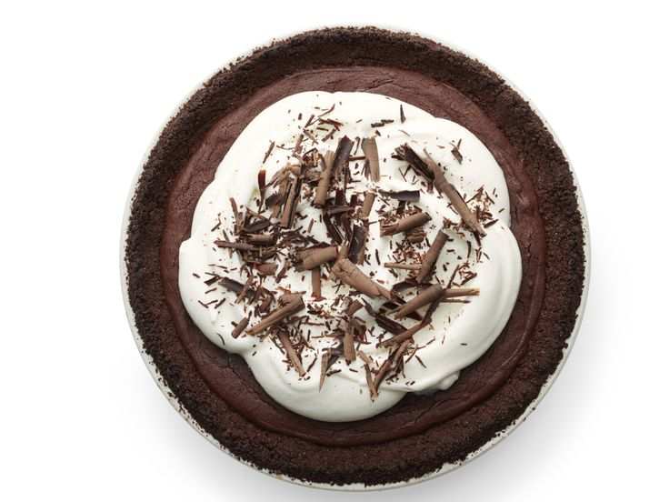 Get this all-star, easy-to-follow Chocolate-Marshmallow Pie recipe from Food Network Kitchen