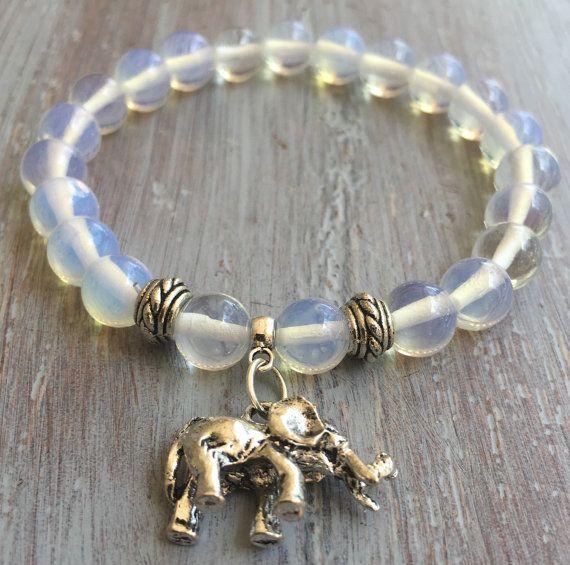 Elephant Bracelet Elephant Jewelry Boho Jewelry by indietiez www.bionto.com