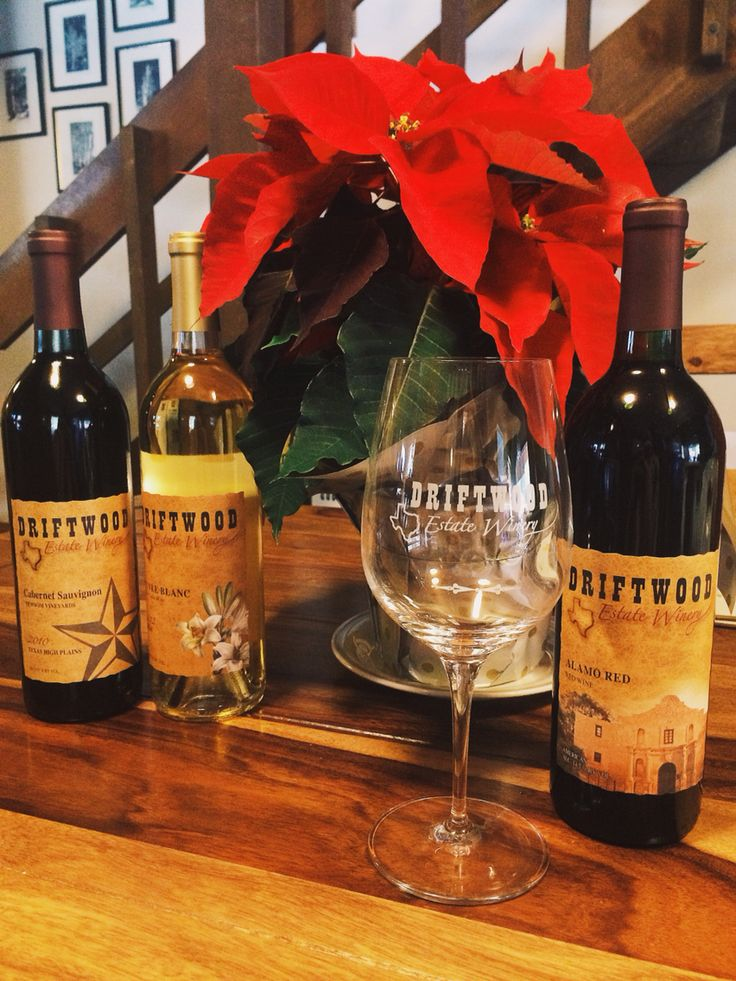 It's only October, but why not stop by Driftwood Estate Winery for a couple of bottles to save for Christmas presents for friends and family! If you can save it that long ;)  // Driftwood, Texas // Photo by: @laura13elliott