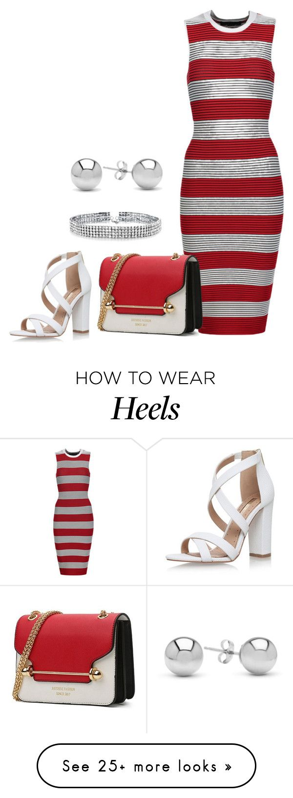 """""""Untitled #1676"""" by bsimon-1 on Polyvore featuring Alexander Wang, Miss KG, Bling Jewelry and Jewelonfire"""