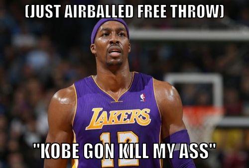 Kobe+Memes   NBA Memes For The Week! Dwight Howard Kobe Meme – NBA Memes!
