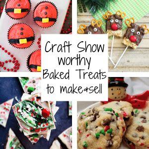 Delicious Craft Fair Würdige Leckereien zum Verkauf auf Handwerksmessen   – Christmas and New Years Eve Recipes