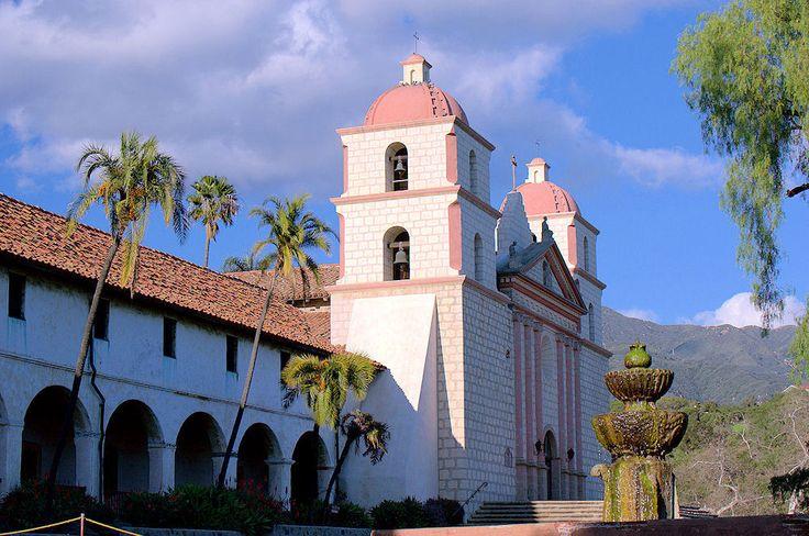 Gratis: Old Mission, Santa Bárbara, California. (Jay Sinclair