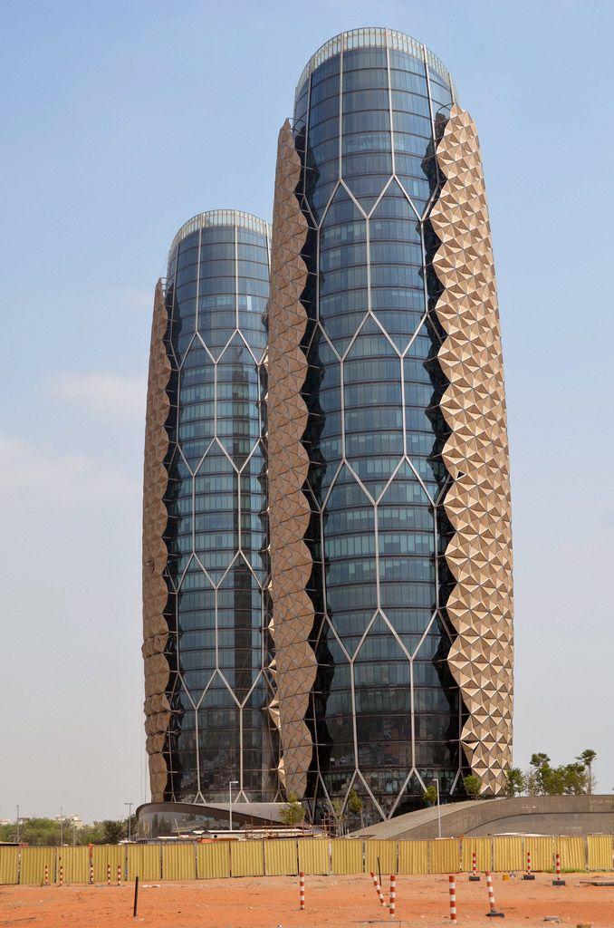 Abu Dabi - Al Bahar Towers                                                                                                                                                                                 Más