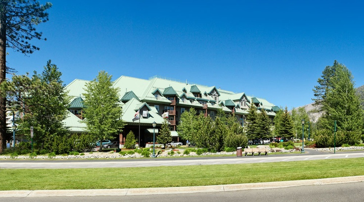 Lake Tahoe Vacation Resort Timeshare in South Lake Tahoe.  I love staying here in the summer!