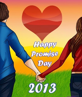 Happy Promise Day SMS 2013 Wishes, Promise Day 2013 Wallpapers Greetings