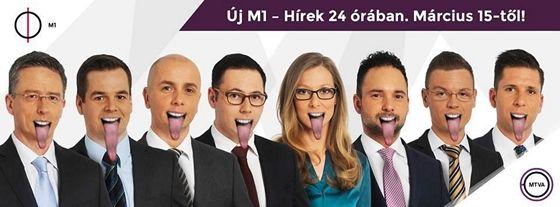 Vélemény: Mémgyár: a közhírtévé új arculatán röhög az internet - HVG.hu