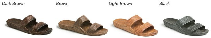 World-Famous Jandals — Pali Hawaii Sandals
