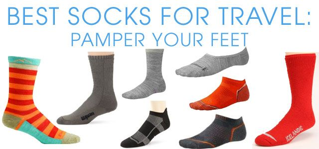 We've reviewed the best hiking socks for spring, summer, fall and winter. Find the best socks backpacking in Europe or trekking through the wilderness.