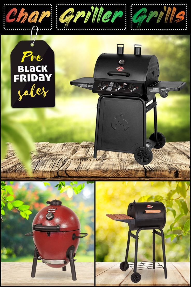 Top 10 Char Griller Grills Jan 2020 Reviews And Buyers Guide Grilling Best Charcoal Grill Best Electric Smoker