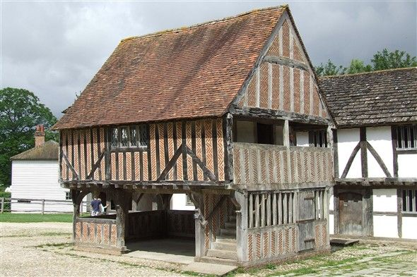 Photo:The Market Hall from Titchfield, Hampshire