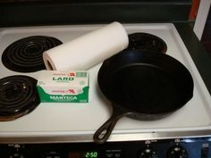 Because this is something all southern women should know! Please share this with your friends! How to season your cast iron skillet…