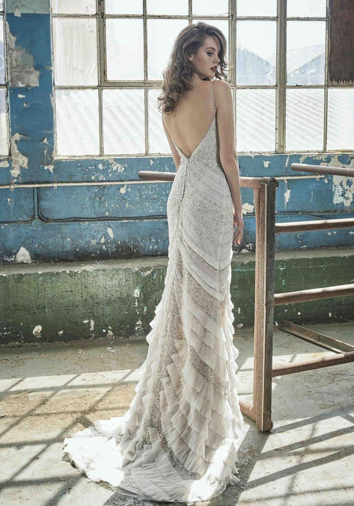15 Ruckenfreie Kleider Die Die Show Stehlen Hochzeitsideen