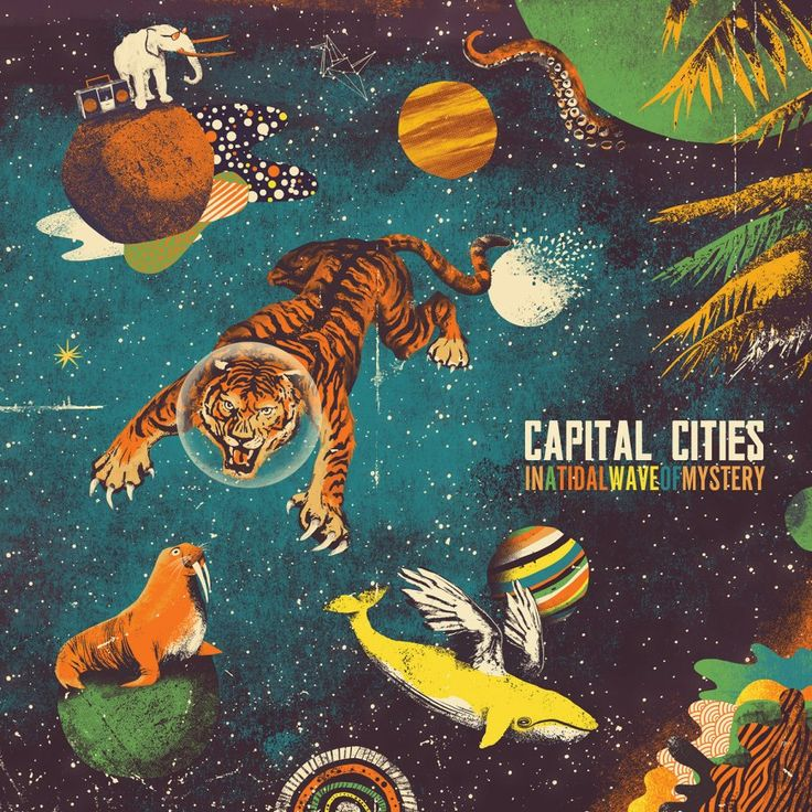 Capital Cities, the indie pop duo from Los Angeles, released their long anticipated debut album In A Tidal Wave Of Mystery on Tuesday, June 4 on Capitol Records, in partnership with Lazy Hooks. Thi...