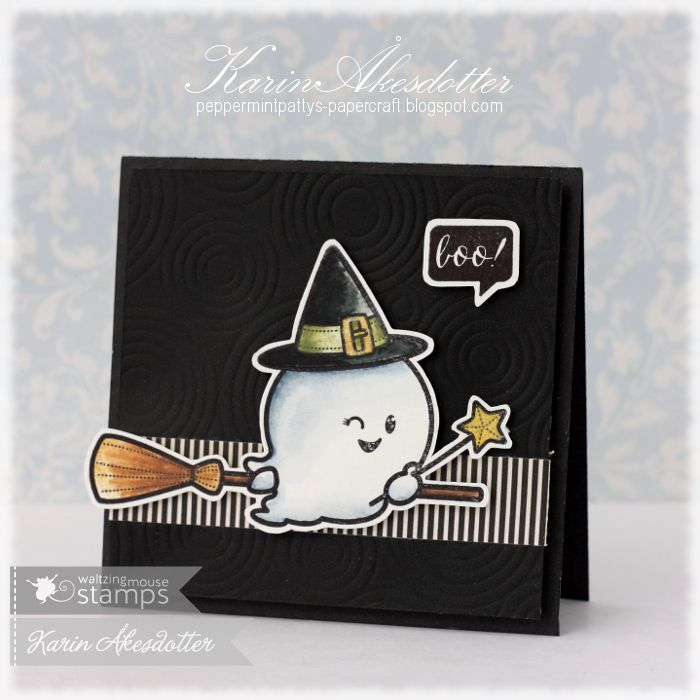 WMS August release previews - Day 3 : Boo and Friends, Peek a Boo sentiments and Great Big Owl