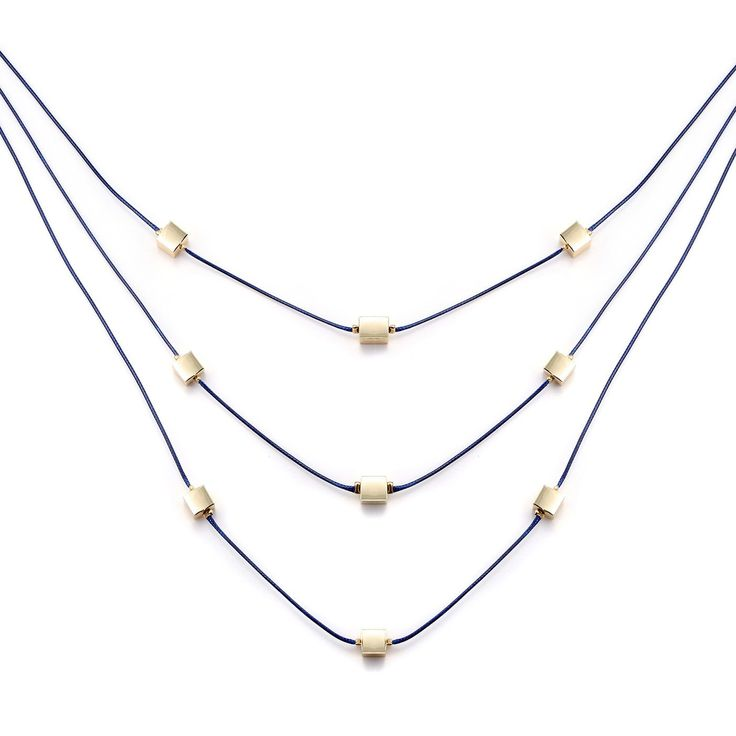 Blue Vibes Layered Fashion Necklace INR 1,017.00 ➤http://blinglane.com/products/blue-vibes-layered-fashion-neckkace?utm_content=bufferb1afd&utm_medium=social&utm_source=facebook.com&utm_campaign=buffer