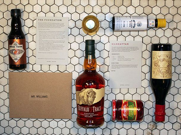 The Holiday Gift Finder 2013: Top-Shelf-Worthy Booze (and a Few Mixers) -- Grub Street New York