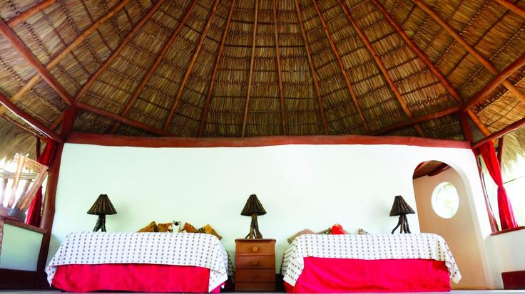 Relax...in a spacious casita, surrounded by tropical green.  www.equilibrionicaragua.com