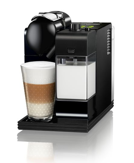 nespresso delonghi latissima maybe it would curb my. Black Bedroom Furniture Sets. Home Design Ideas
