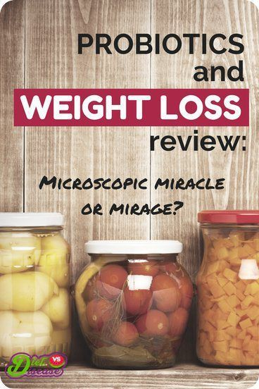 The bacteria living in your gut strongly influences your health. Many now claim #probiotics (dietary bacteria) and weight loss are linked... but is it true? Can probiotics help with weight loss? Repin this and then click through to find out: http://dietvsdisease.org/probiotics-and-weight-loss-review/