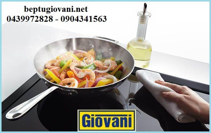 Cập nhật giá của các sản phẩm bếp từ Giovani: