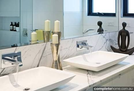 Image result for sophisticated marble bathrooms