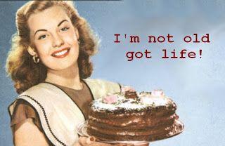 !Passarinhos no telhado: Hoje é meu Aniversário!!!