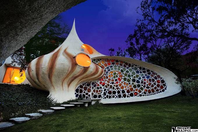 A világ legkülönlegesebb épületei - Csodás alkotások az emberi kéz által felépülve