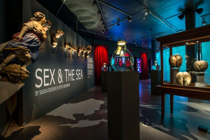 Sex and the Sea by Saskia Boddeke at Sofart Museum Elsingor