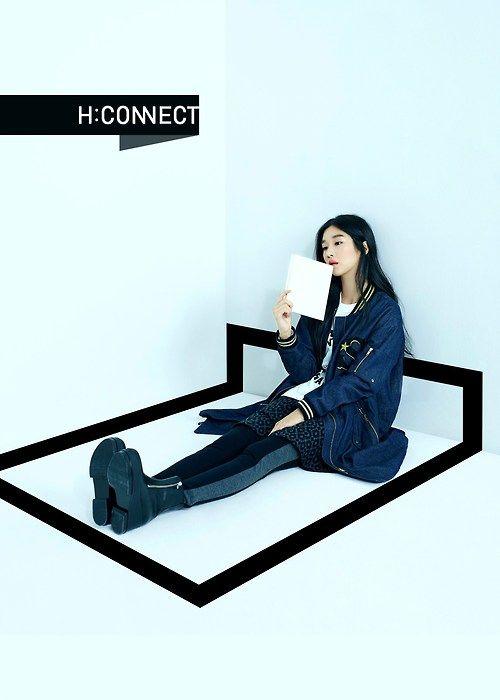 Seo Ye Ji - H:Connect F/W 2014