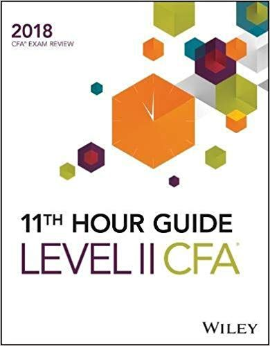 cfa level 1 curriculum pdf download