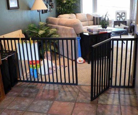 Best 25 Custom Dog Gates Ideas On Pinterest Diy Gate