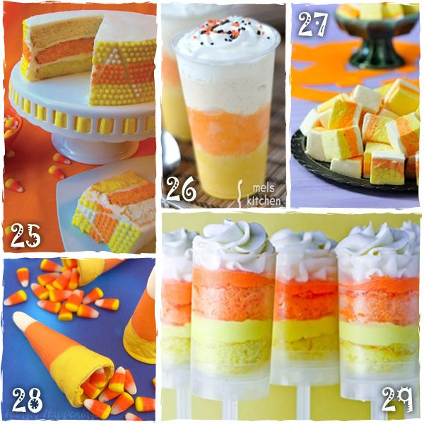 51 Easy Treats You Can Make for Halloween