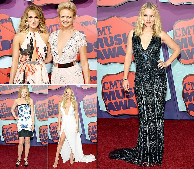 CMT Music Awards 2014: What the Stars Worezzzz
