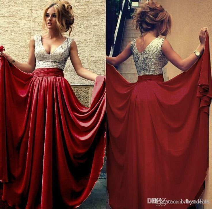 Burgundy Black Pink Champagne Sequins Bridesmaid Dresses Long 2015 Cheap V Neck A Line Evening Gowns 2016 Arabic Prom Dresses Under 100